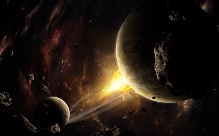 Основы формирования космического мировоззрения